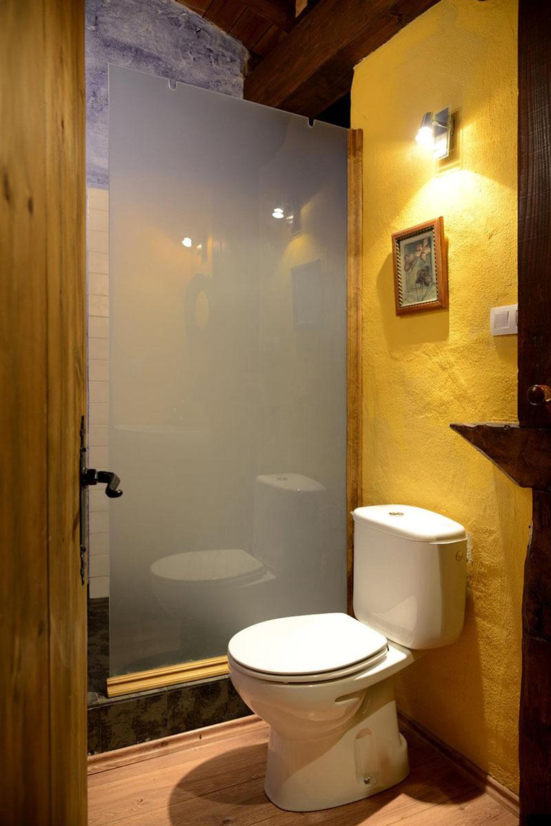 Anboto: Cuarto de baño